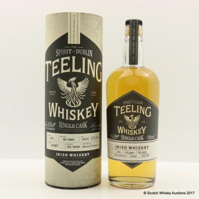 Teeling Whiskey 2004 Port Cask #912 For Bresser & Timmer