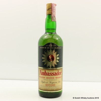 Ambassador Deluxe 8 Year Old 75cl