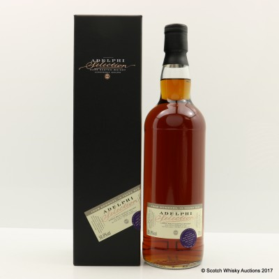 Bowmore 1997 19 Year Old Adelphi