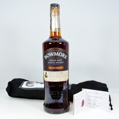 Bowmore Feis Ile 2013 Hand Filled