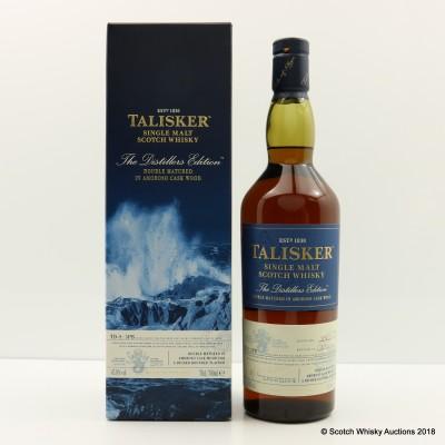 Talisker 2002 Distillers Edition