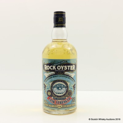 Rock Oyster Small Batch Release Cask Strength