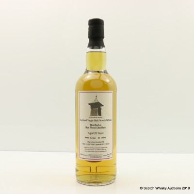 Ben Nevis 1996 20 Year Old Whisky Broker