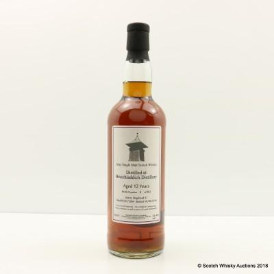 Bruichladdich 2004 12 Year Old Whisky Broker