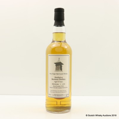Bowmore 2001 15 Year Old Whisky Broker