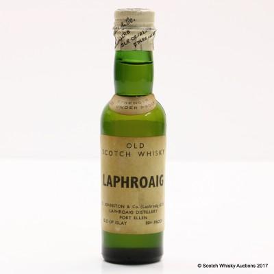 Laphroaig 20 Under Proof Mini