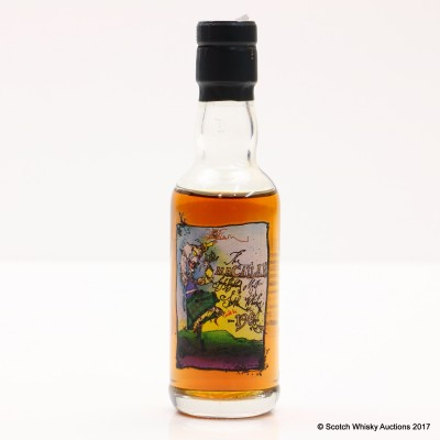 Macallan Private Eye Mini 5cl