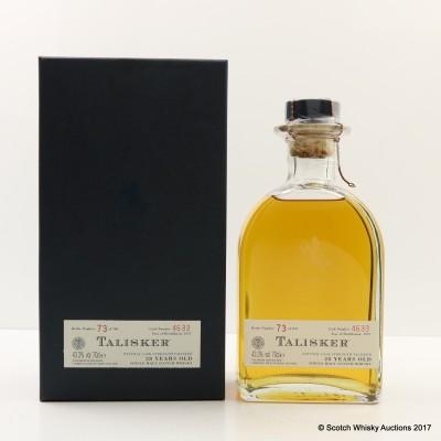 Talisker 1973 28 Year Old