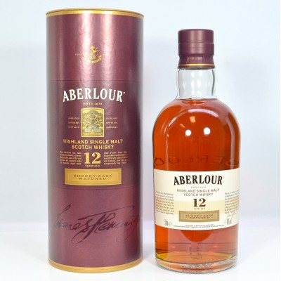 Aberlour Sherry Cask 12 Year Old 1L