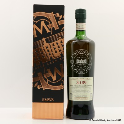 SMWS 30.89 Glenrothes 1991 24 Year Old