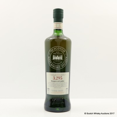 SMWS 3.295 Bowmore 1996 20 Year Old