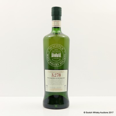 SMWS 3.278 Bowmore 1996 20 Year Old