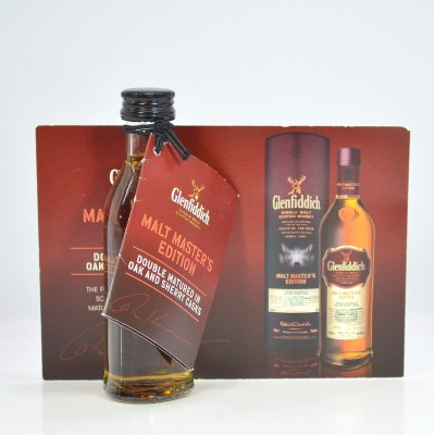 Glenfiddich Malt Master's Edition Mini 5cl
