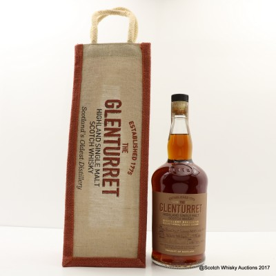Glenturret Hand Filled The Earl & Countess of Strathearn
