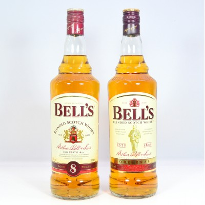 Bell's Original 1L & Bell's 8 Year Old 1L