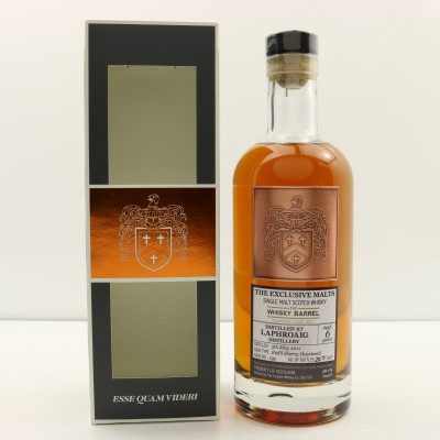 Laphroaig 2011 6 Year Old Creative Whisky Co For The Whisky Barrel 10th Anniversary
