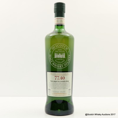 SMWS 77.40 Glen Ord 2003 12 Year Old
