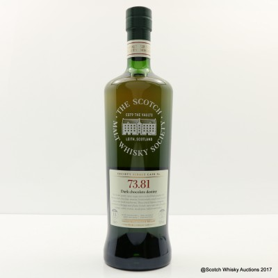 SMWS 73.81 Aultmore 2002 14 Year Old