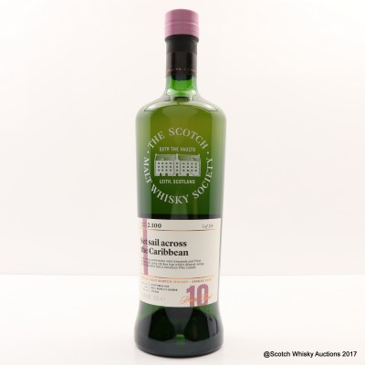 SMWS 2.100 Glenlivet 2006 10 Year Old