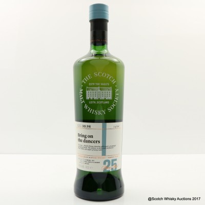 SMWS 30.98 Glenrothes 1992 25 Year Old