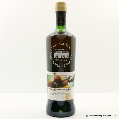 SMWS 73.83 Aultmore 15 Year Old 15th Anniversary of SMWS Australia