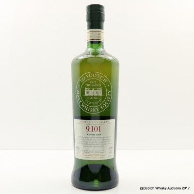 SMWS 9.101 Glen Grant 2003 11 Year Old