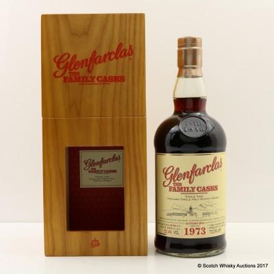 Glenfarclas 1973 Family Cask #6056