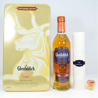 Glenfiddich 125th Anniversary