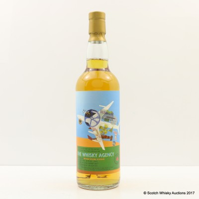 Speyside 1975 40 Year Old Whisky Agency
