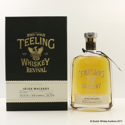 Teeling Whiskey Co 15 Year Old The Revival