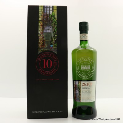 SMWS 26.101 Clynelish 9 Year Old