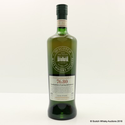 SMWS 76.80 Mortlach 16 Year Old