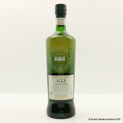 SMWS G3.3 Caledonian 1986 26 Year Old