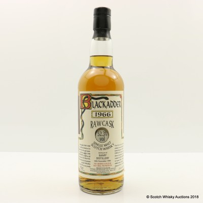 Banff 1966 Blackadder Raw Cask