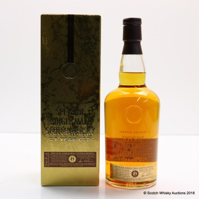 Speyside 21 Year Old Marks & Spencer Collection
