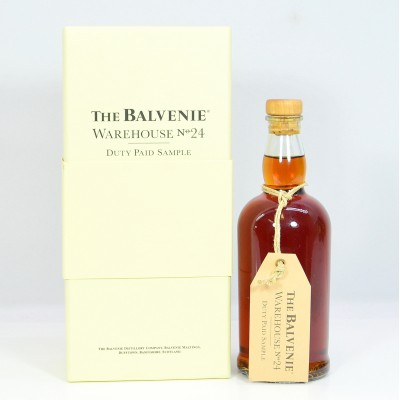 Balvenie Warehouse 24 20cl Sample