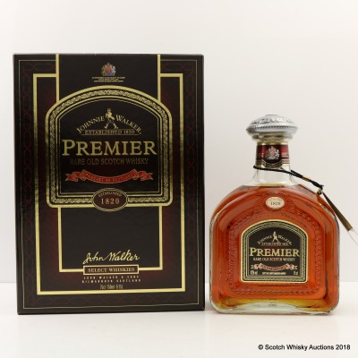 Johnnie Walker Premier 75cl