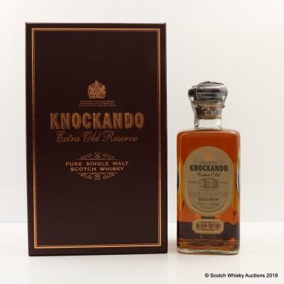 Knockando 1977 Extra Old Reserve