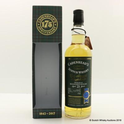 Bruichladdich 1993 23 Year Old Cadenhead's