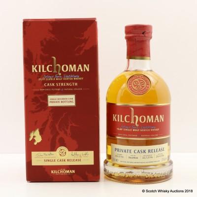 Kilchoman 2006 Private Cask Release