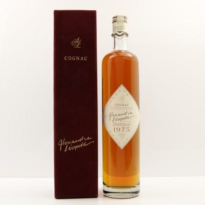 Alexandre Leopold 1975 Petite Champagne Cognac