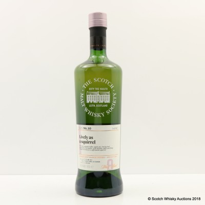 SMWS 96.10 GlenDronach 2007 9 Year Old