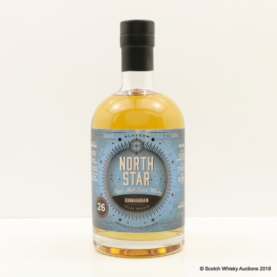Bunnahabhain 1990 26 Year Old North Star