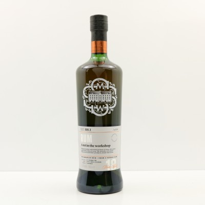 SMWS R8.1 Nicaraguan Rum 1998 18 Year Old