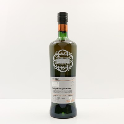 SMWS R11.1 Jamaican Rum 2010 7 Year Old