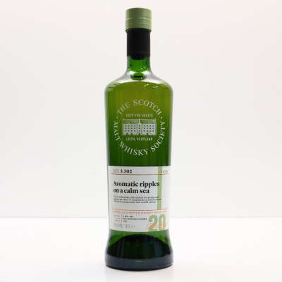 SMWS 3.302 Bowmore 1996 20 Year Old