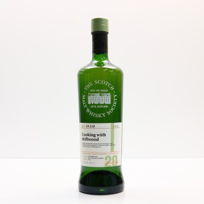 SMWS 29.228 Laphroaig 1996 20 Year Old