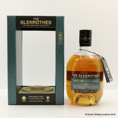 Glenrothes 1992 23 Year Old St Lucia Rum Cask Finish
