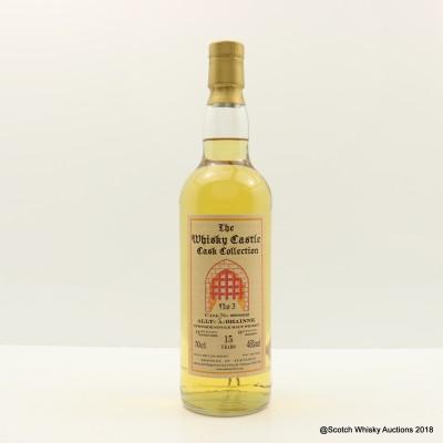 Allt-A-Bhainne 1992 15 Year Old The Whisky Castle