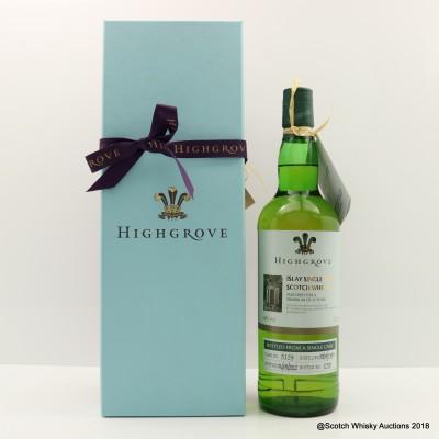 Laphroaig 1999 Highgrove #5159